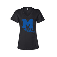 Miller: Ladies V Neck