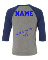 Grover Heights: Baseball Tee Raglan