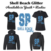 Shell Beach: Glitter Apparel