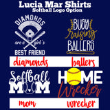 Softball: Pullover Sweatshirt