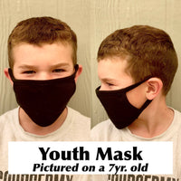 Shell Beach: Adult and Youth Mask