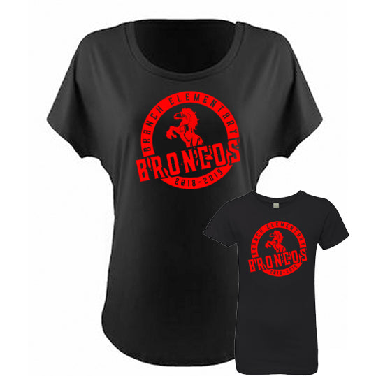 Branch: Ladies and Girl Shirt