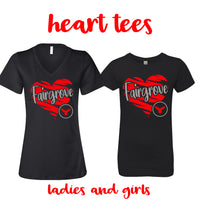 Fairgrove: Heart Tee