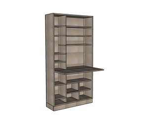 Crafting Storage Unit
