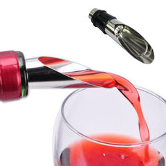 Liquor Spirit Pourer Flow Wine Bottle
