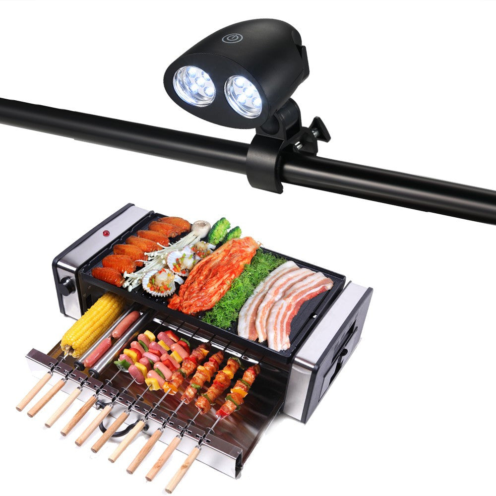 LED Multifunctional Dimmable Sensitive Touch Control Grill Light