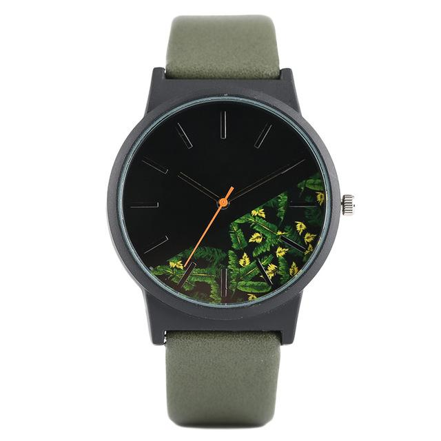 Design Watch - Army Green