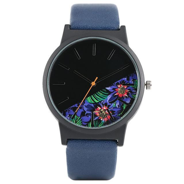 Design Watch - Blue