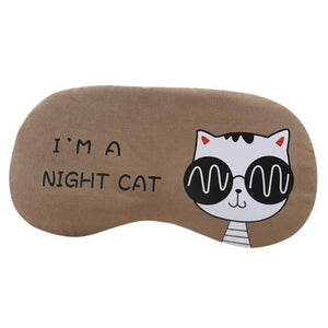 Cat Sleeping Mask