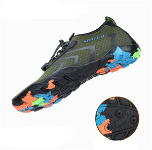 Breathable Adventure Shoes - Black