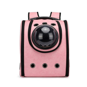Pet Backpack - Pink
