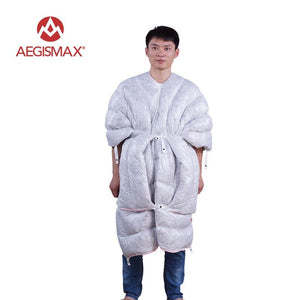 Aegismax TINY 32 Degee 850FP Goose Down Sleeping Bag Outdoor Camping