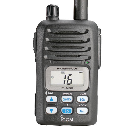 Tiny Durable Waterproof VHF