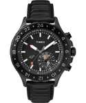 Timex Multi Time Watch
