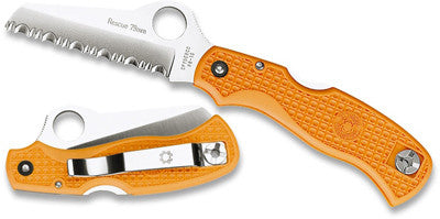 Spyderco Rescue Knife