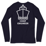 Chief Engineer Long Sleeve Tee