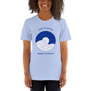Less Plastic, More Ocean Shirt