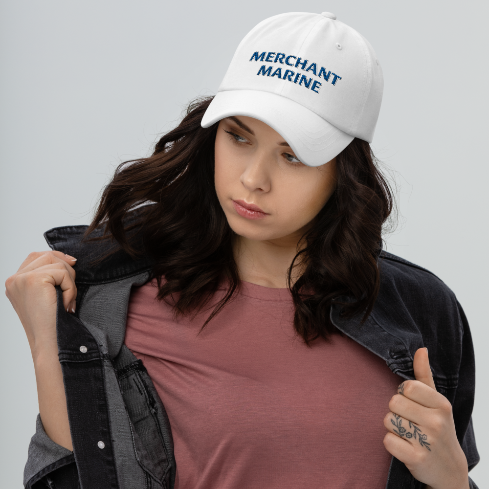 Merchant Marine Dad hat