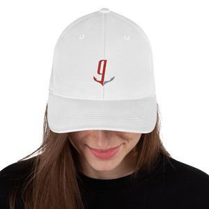Simple gCaptain Logo Flexfit Cap