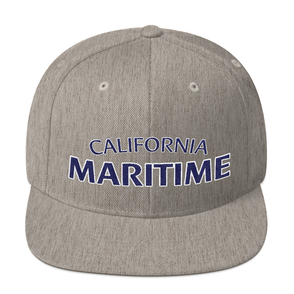 California Maritime Hat
