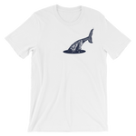 Whale Front And Back Shirt