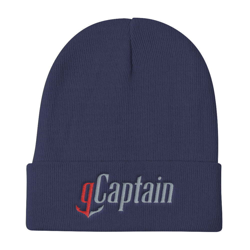 gCaptain Knit Watchcap