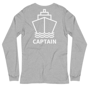 Captain Long Sleeve Tee