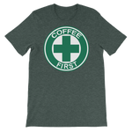 Coffee First Shirt