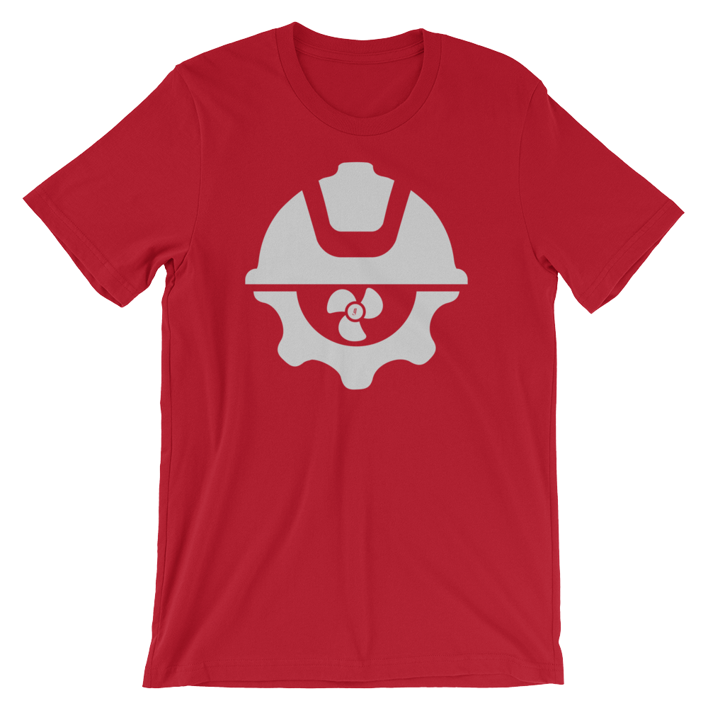 Marine Engineer Hardhat Shirt