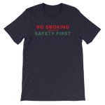 No Smoking Tankerman Shirt