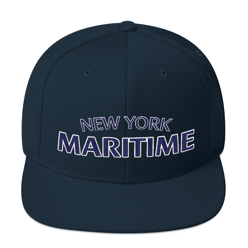 New York Maritime Hat