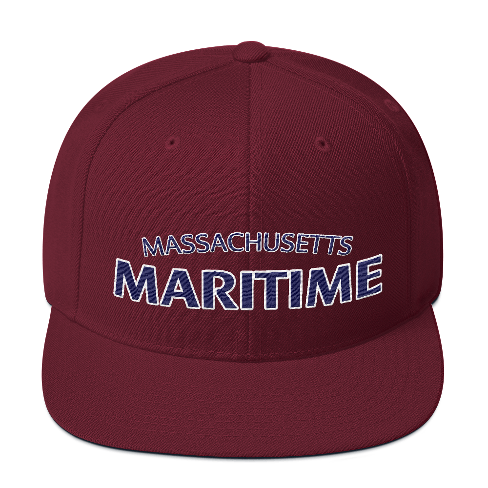 Massachusetts Maritime College Hat