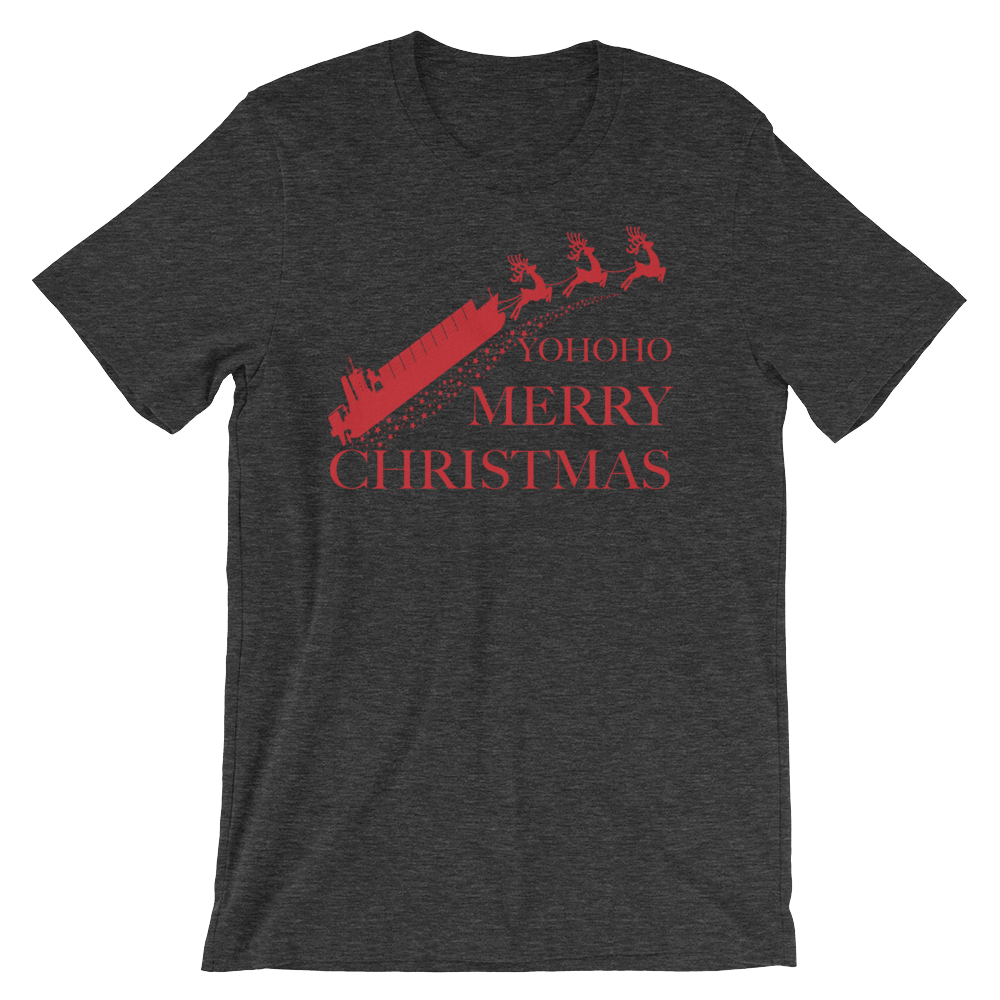 YoHoHo Merry Christmas Shirt