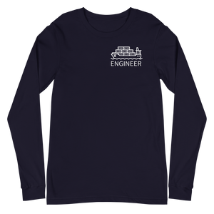 Engineer Long Sleeve Tee