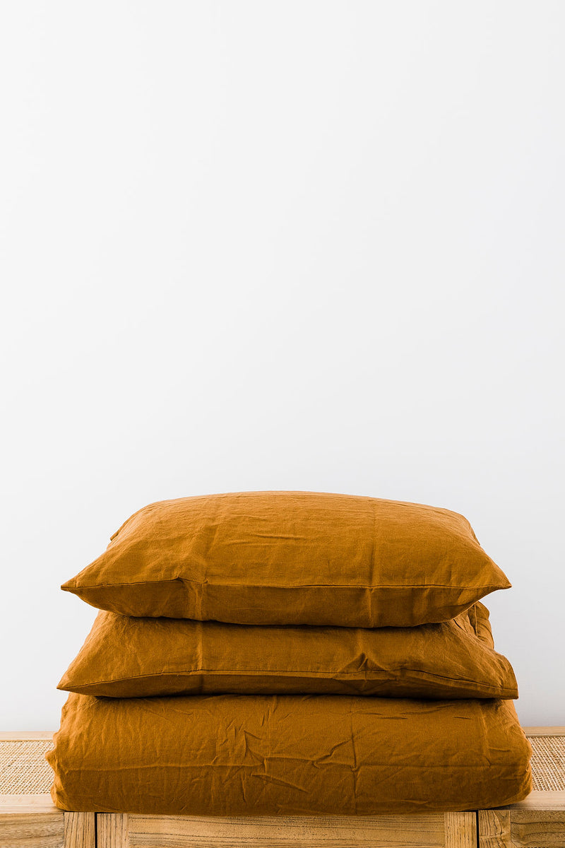 Tobacco Duvet Set