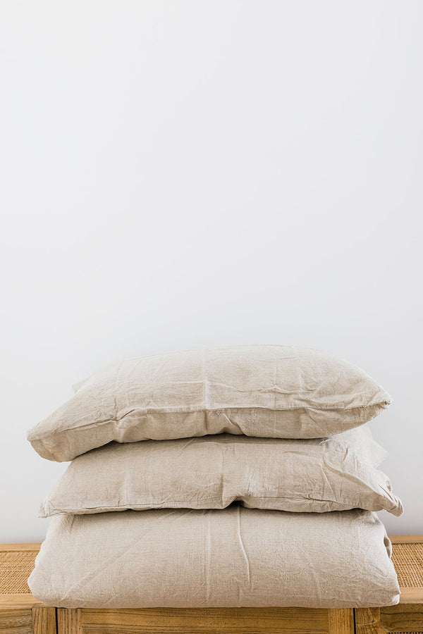 Natural Duvet Set