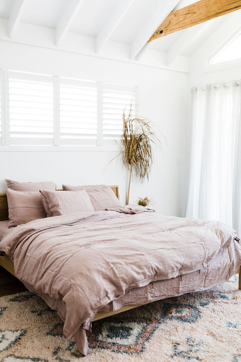 Dusty Pink Sheet Set