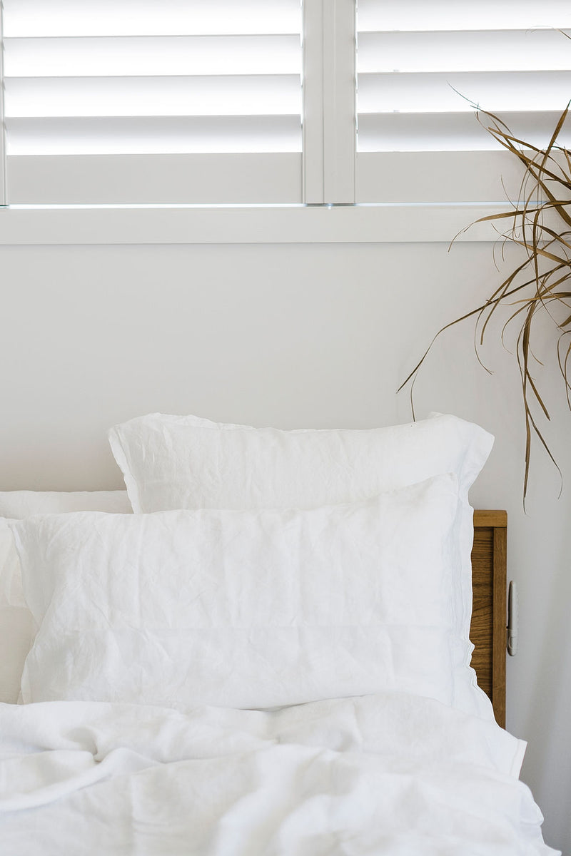White European Pillowcase (Set of 2)