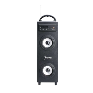 SPK 2 Trolley And Mic BT Speaker