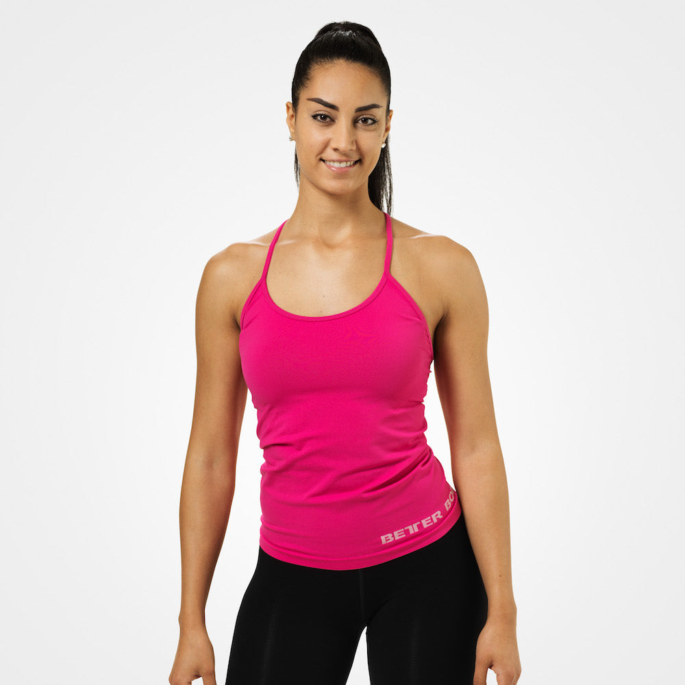 Chrystie Tank / Hot Pink