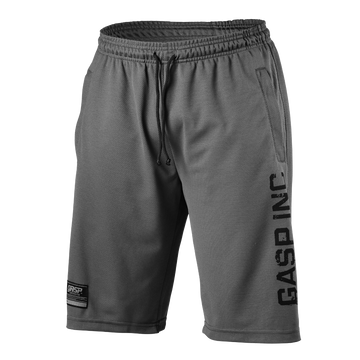 No 89 Mesh Shorts / Grey - LoadedGym
