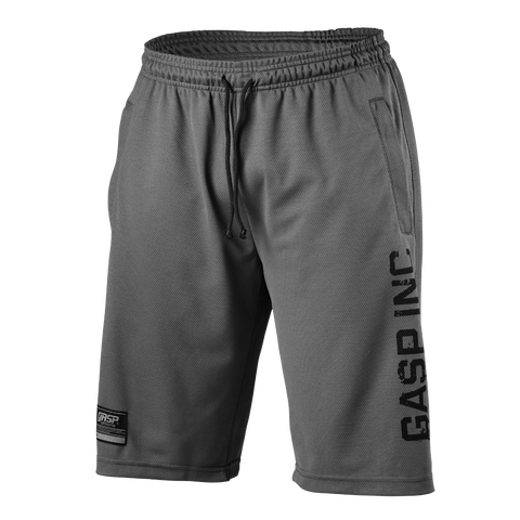 No 89 Mesh Shorts / Grey