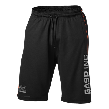 No 89 Mesh Shorts / Black - LoadedGym