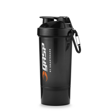 GASP 27OZ Shaker / Black - Loaded
