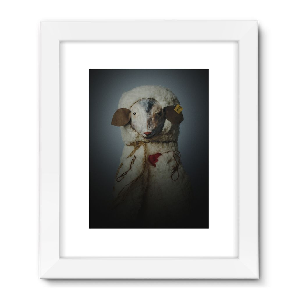 Teodora - Framed Fine Art Print [3 Sizes]