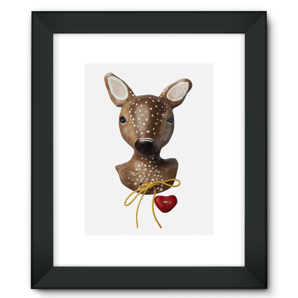 Benny Van Snobbe - Framed Fine Art Print [3 sizes]