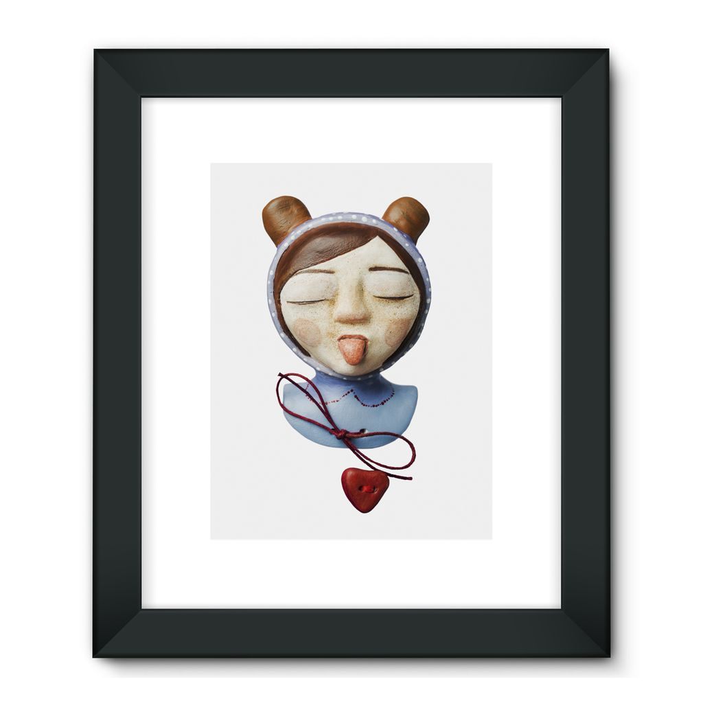 Pichoca - Framed Fine Art Print [3 sizes]