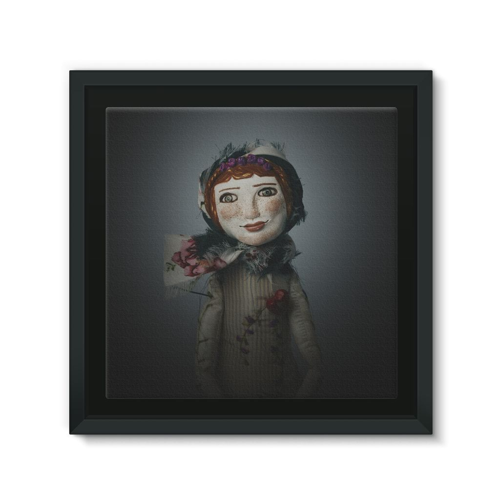 Petra - Framed Canvas [7 sizes]