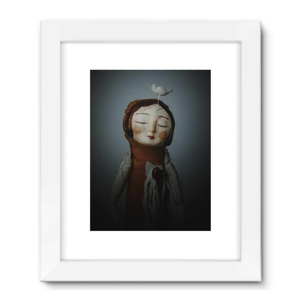 Ave - Framed Fine Art Print [5 sizes]