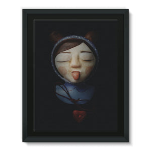 Pichoca - Framed Canvas [5 sizes]